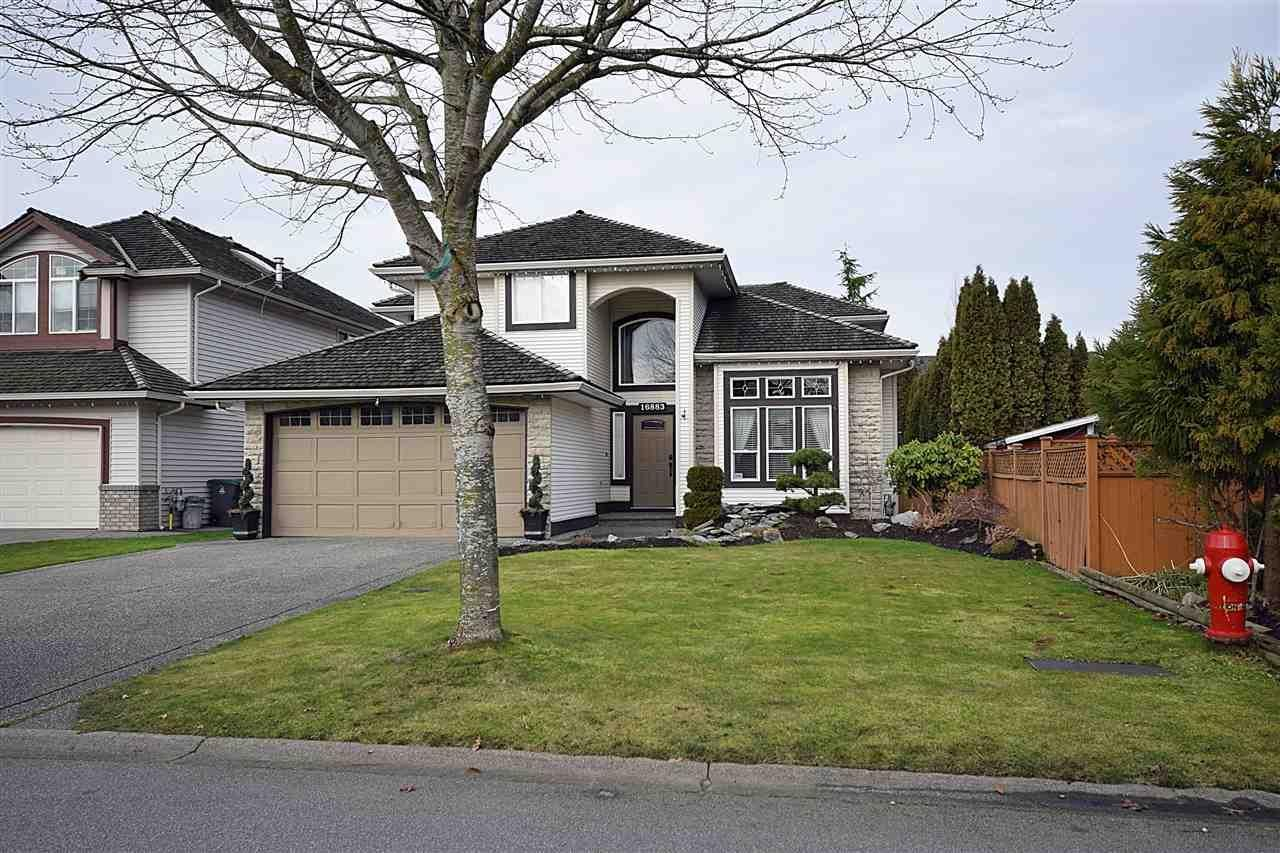 R2032408 - 16883 61A AVENUE, Cloverdale BC, Surrey, BC - House/Single Family