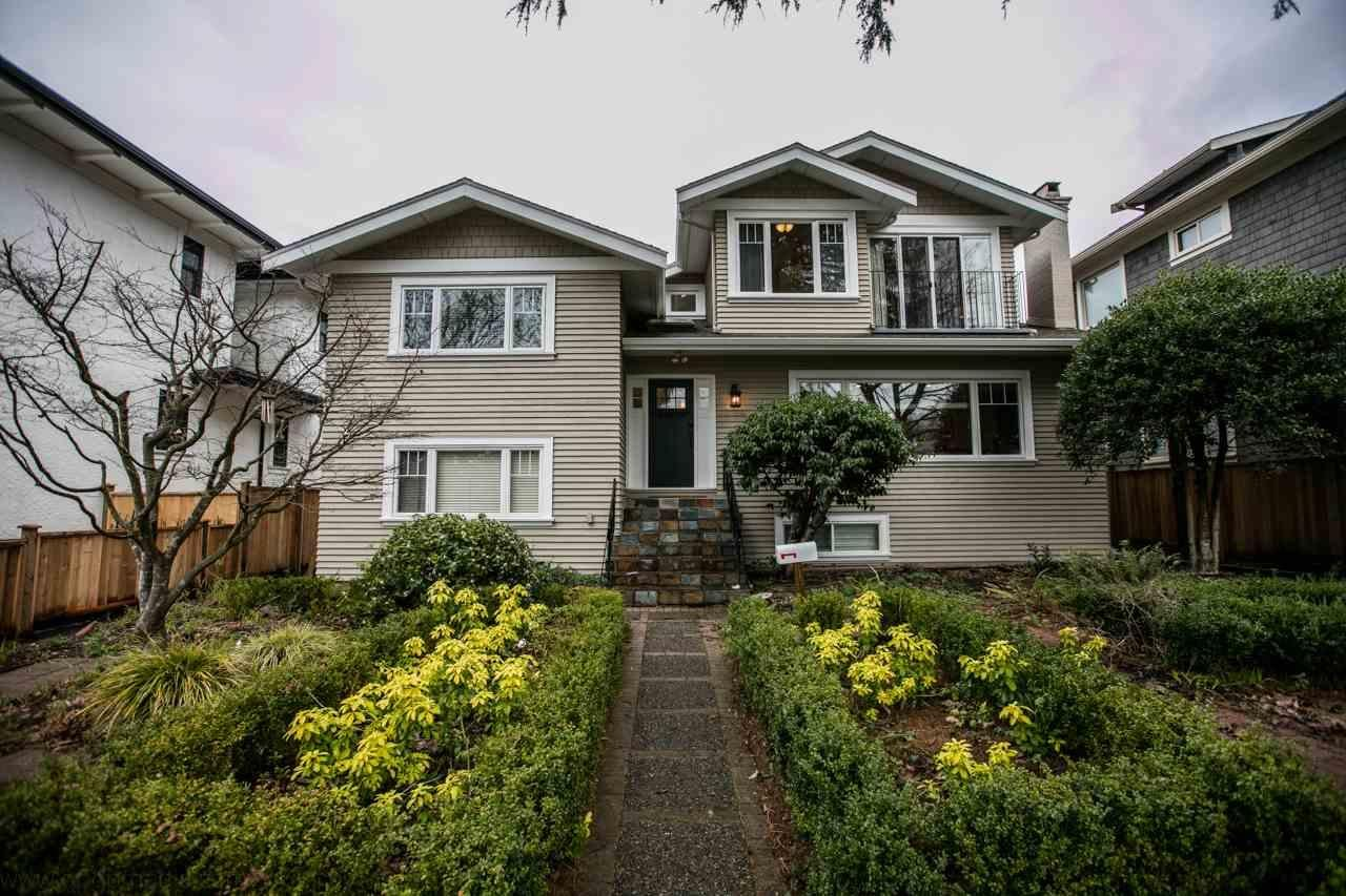 R2033747 - 2437 W 51ST AVENUE, S.W. Marine, Vancouver, BC - House/Single Family