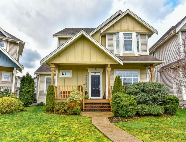 R2034217 - 18568 66A AVENUE, Cloverdale BC, Surrey, BC - House/Single Family