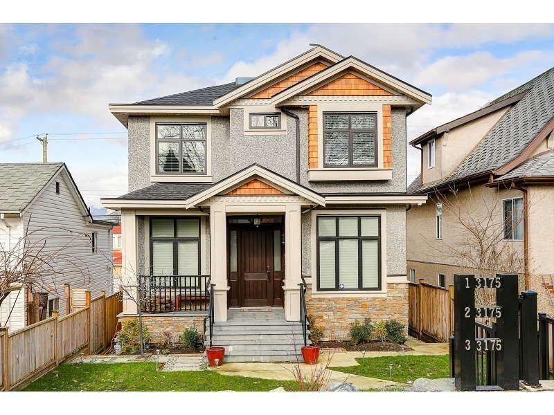 R2035248 - 3175 E 22ND AVENUE, Renfrew Heights, Vancouver, BC - House/Single Family