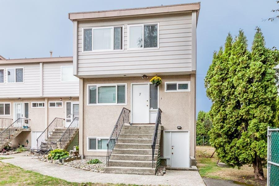 R2037244 - 7 20601 EASTLEIGH CRESCENT, Langley City, Langley, BC - Townhouse