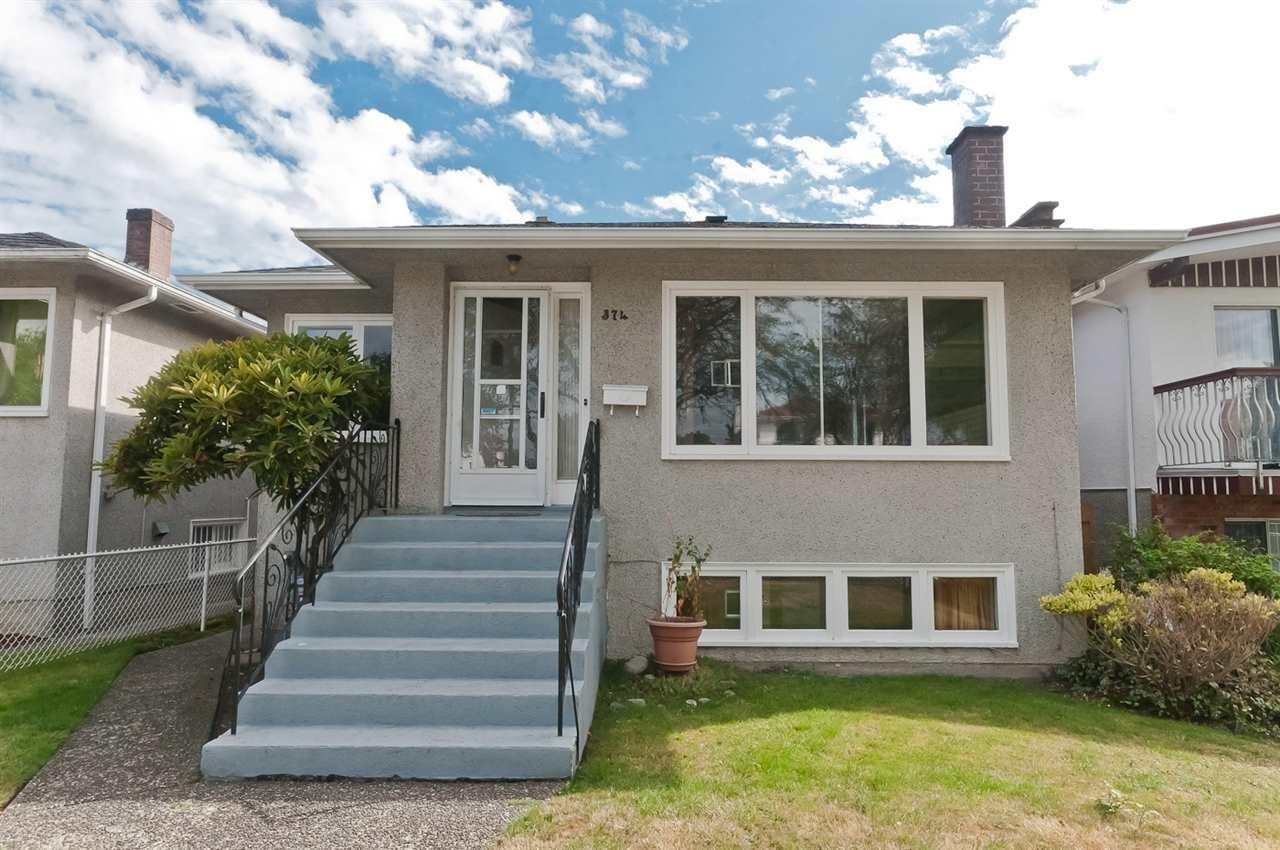 R2037654 - 374 E 54TH AVENUE, South Vancouver, Vancouver, BC - House/Single Family