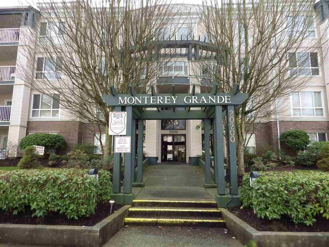 R2041396 - 209 20200 54A AVENUE, Langley City, Langley, BC - Apartment Unit