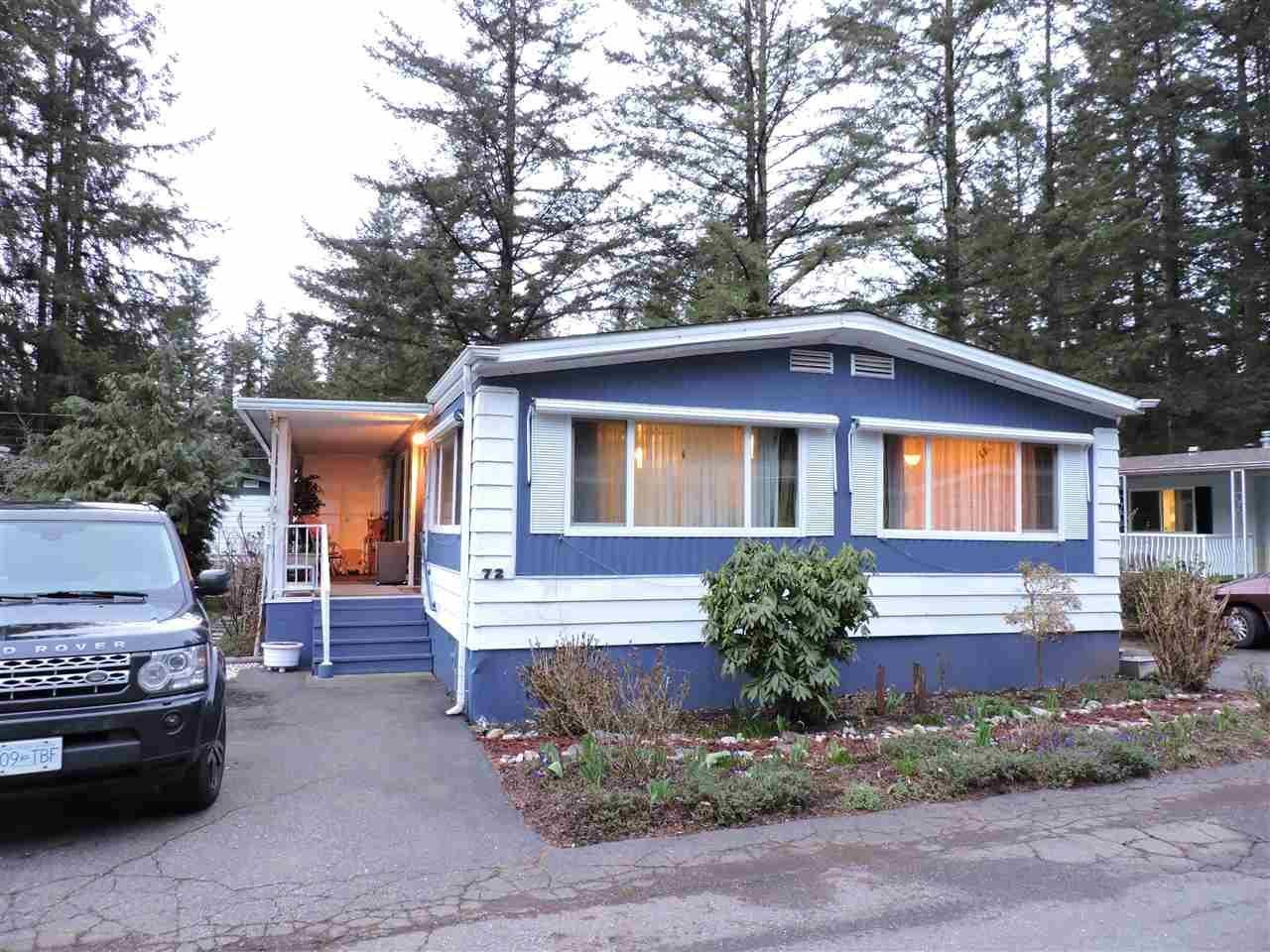 R2041955 - 72 20071 24 STREET, Brookswood Langley, Langley, BC - Manufactured