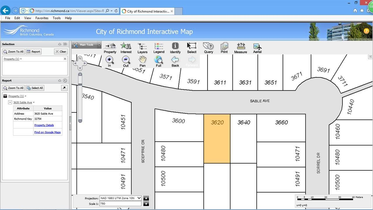 R2042823 - 3620 SABLE AVENUE, Steveston North, Richmond, BC - House/Single Family