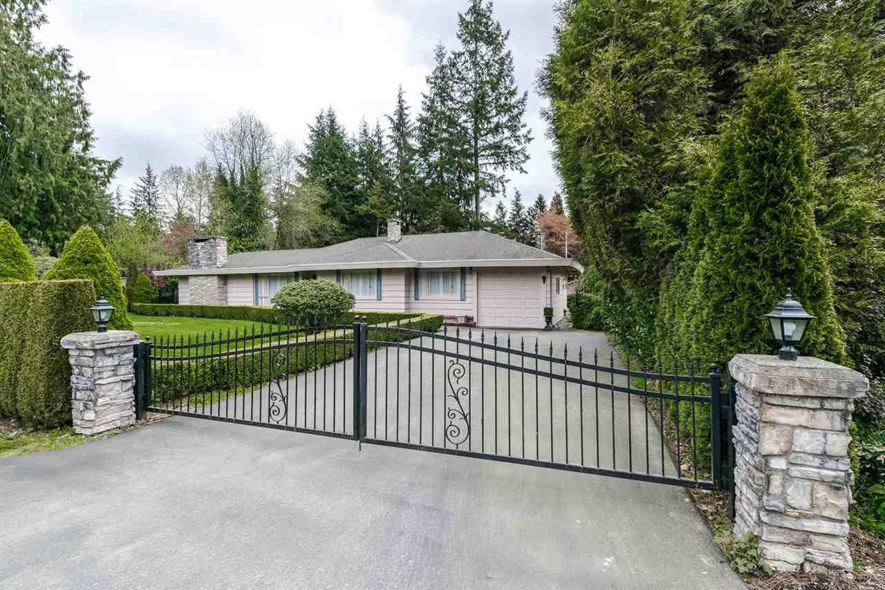R2044327 - 380 ST. JAMES CRESCENT, British Properties, West Vancouver, BC - House/Single Family