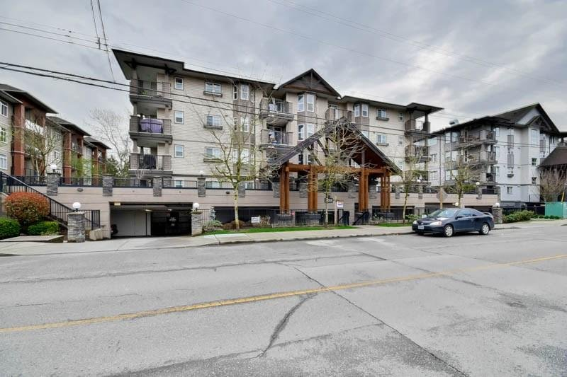 R2044430 - 307 5488 198 STREET, Langley City, Langley, BC - Apartment Unit