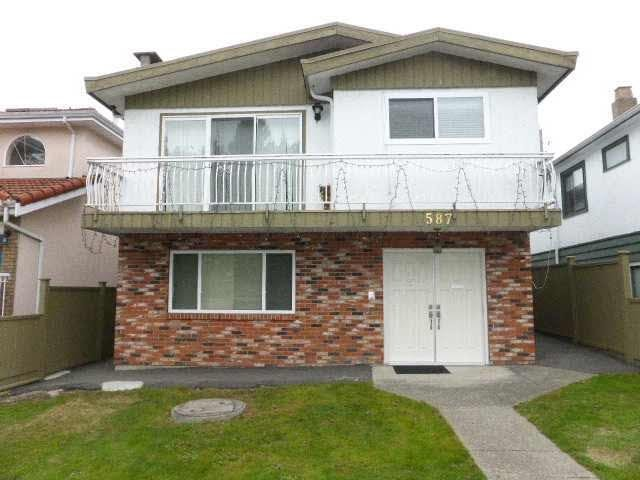 R2044699 - 587 E 57TH AVENUE, South Vancouver, Vancouver, BC - House/Single Family