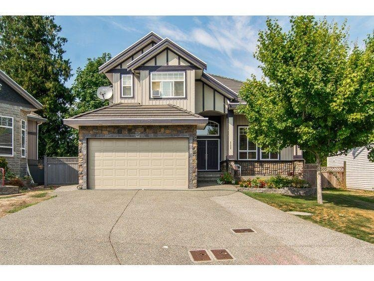 R2045076 - 18855 60A AVENUE, Cloverdale BC, Surrey, BC - House/Single Family