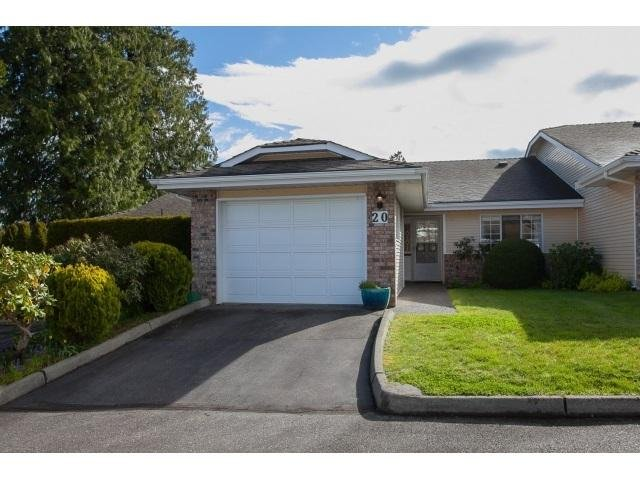 R2045483 - 20 5051 203 STREET, Langley City, Langley, BC - Townhouse
