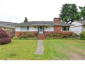 R2046722 - 2134 W 53RD AVENUE, S.W. Marine, Vancouver, BC - House/Single Family