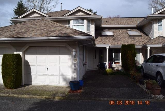 R2047754 - 123 9045 WALNUT GROVE DRIVE, Walnut Grove, Langley, BC - Townhouse