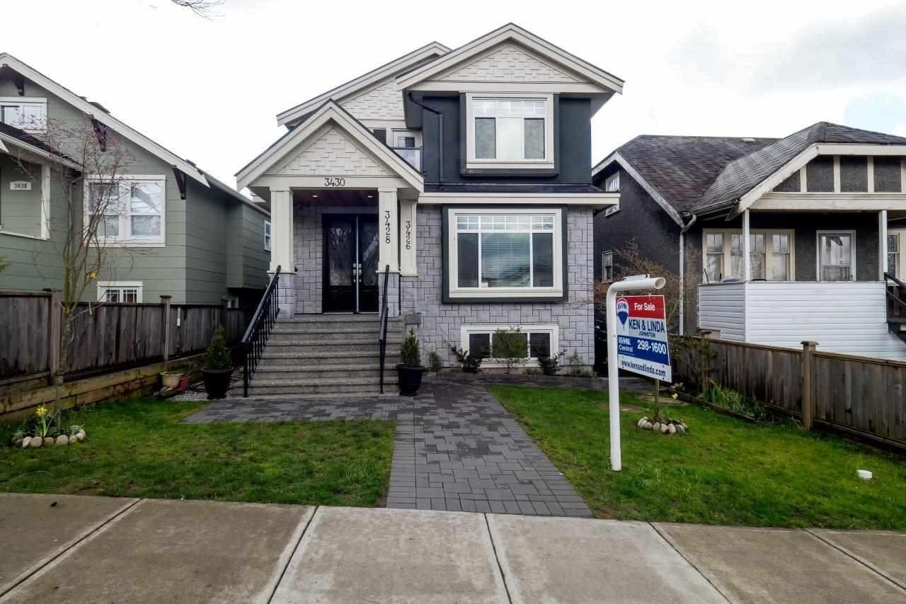 R2048175 - 3430 FRANKLIN STREET, Hastings East, Vancouver, BC - House/Single Family