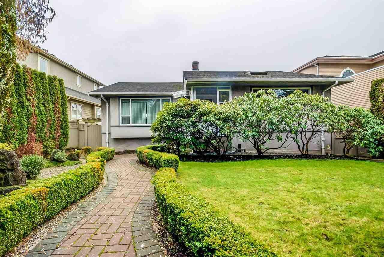 R2051000 - 1958 W 60TH AVENUE, S.W. Marine, Vancouver, BC - House/Single Family