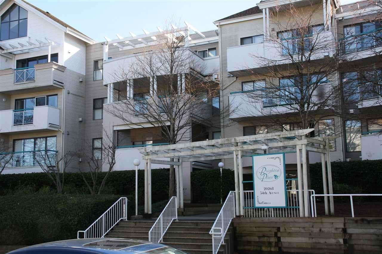 R2051207 - 203 20268 54 AVENUE, Langley City, Langley, BC - Apartment Unit