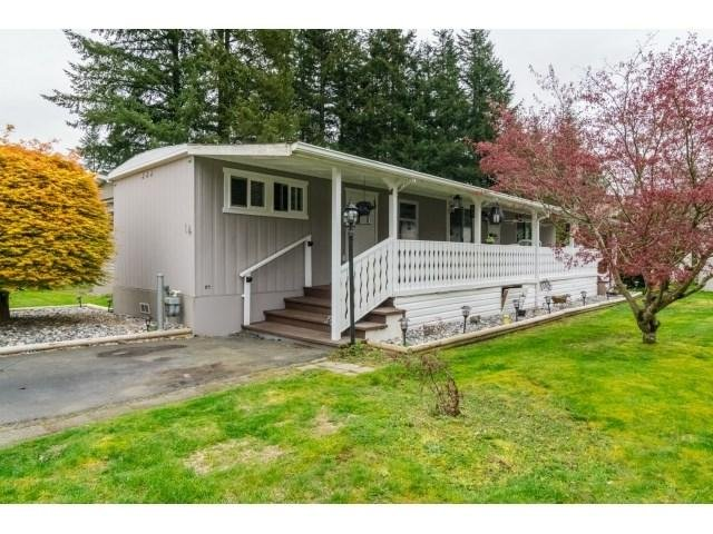 R2051333 - 14 20071 24TH AVENUE, Brookswood Langley, Langley, BC - Manufactured