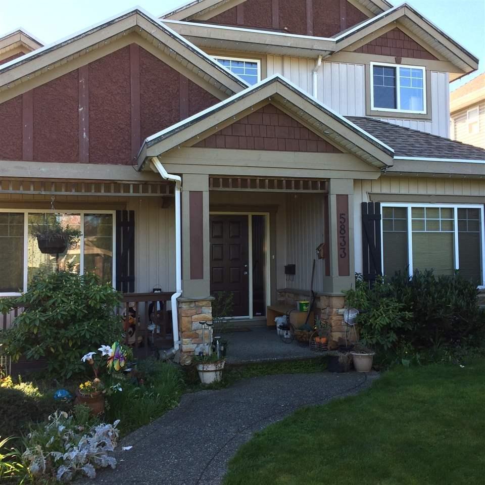 R2052507 - 5833 168 STREET, Cloverdale BC, Surrey, BC - House/Single Family