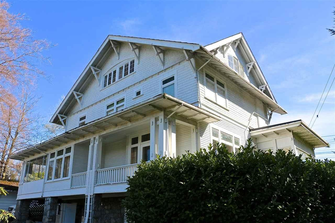R2052893 - 6825 WEST BOULEVARD, S.W. Marine, Vancouver, BC - House/Single Family