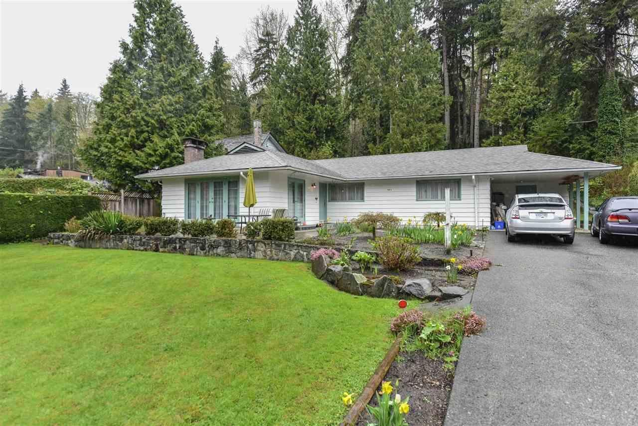 R2053132 - 901 WILDWOOD LANE, British Properties, West Vancouver, BC - House/Single Family
