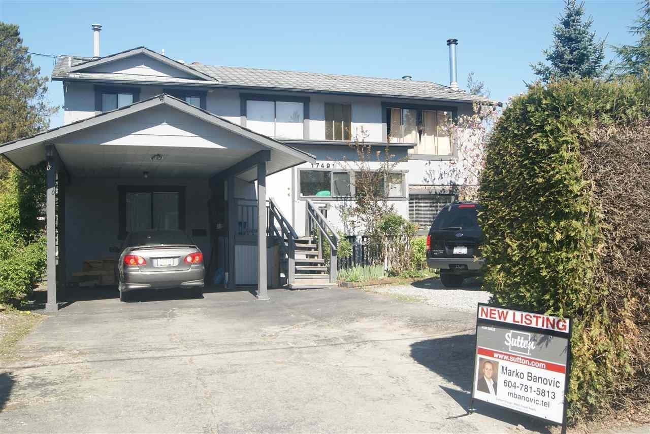 R2053163 - 17491 60 AVENUE, Cloverdale BC, Surrey, BC - House/Single Family
