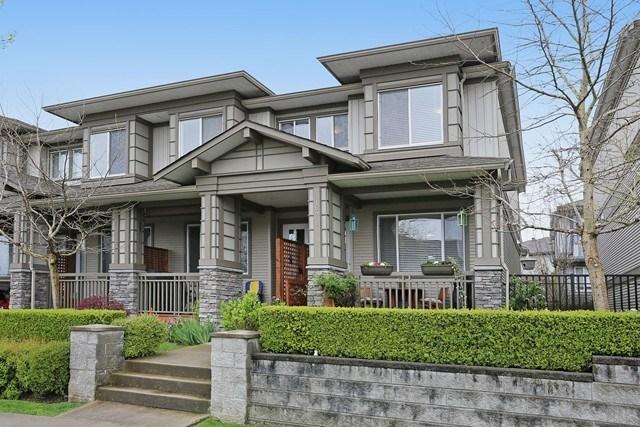 R2054017 - 169 18701 66 AVENUE, Cloverdale BC, Surrey, BC - Townhouse