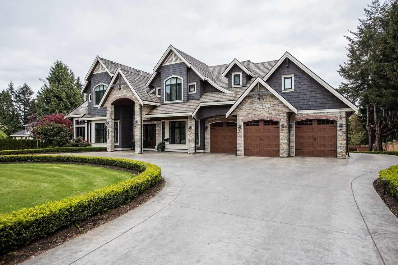 R2054815 - 12880 56 AVENUE, Panorama Ridge, Surrey, BC - House/Single Family