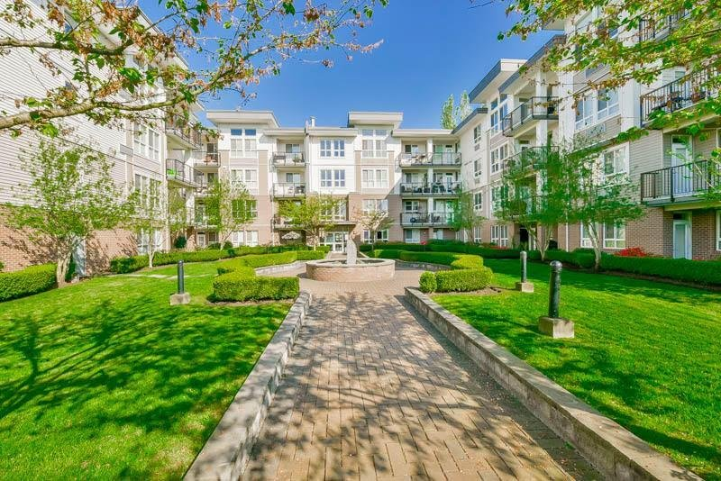 R2055140 - 410 5430 201 STREET, Langley City, Langley, BC - Apartment Unit