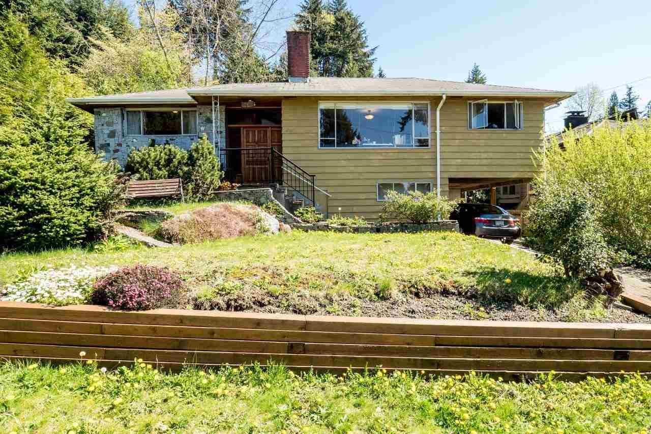 R2055877 - 4640 SKYLINE DRIVE, Canyon Heights NV, North Vancouver, BC - House/Single Family
