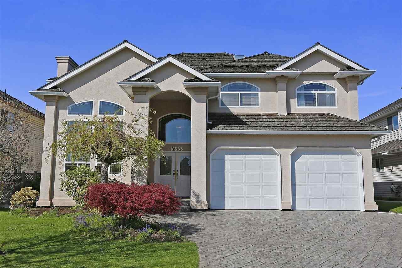 R2056158 - 18533 63A AVENUE, Cloverdale BC, Surrey, BC - House/Single Family