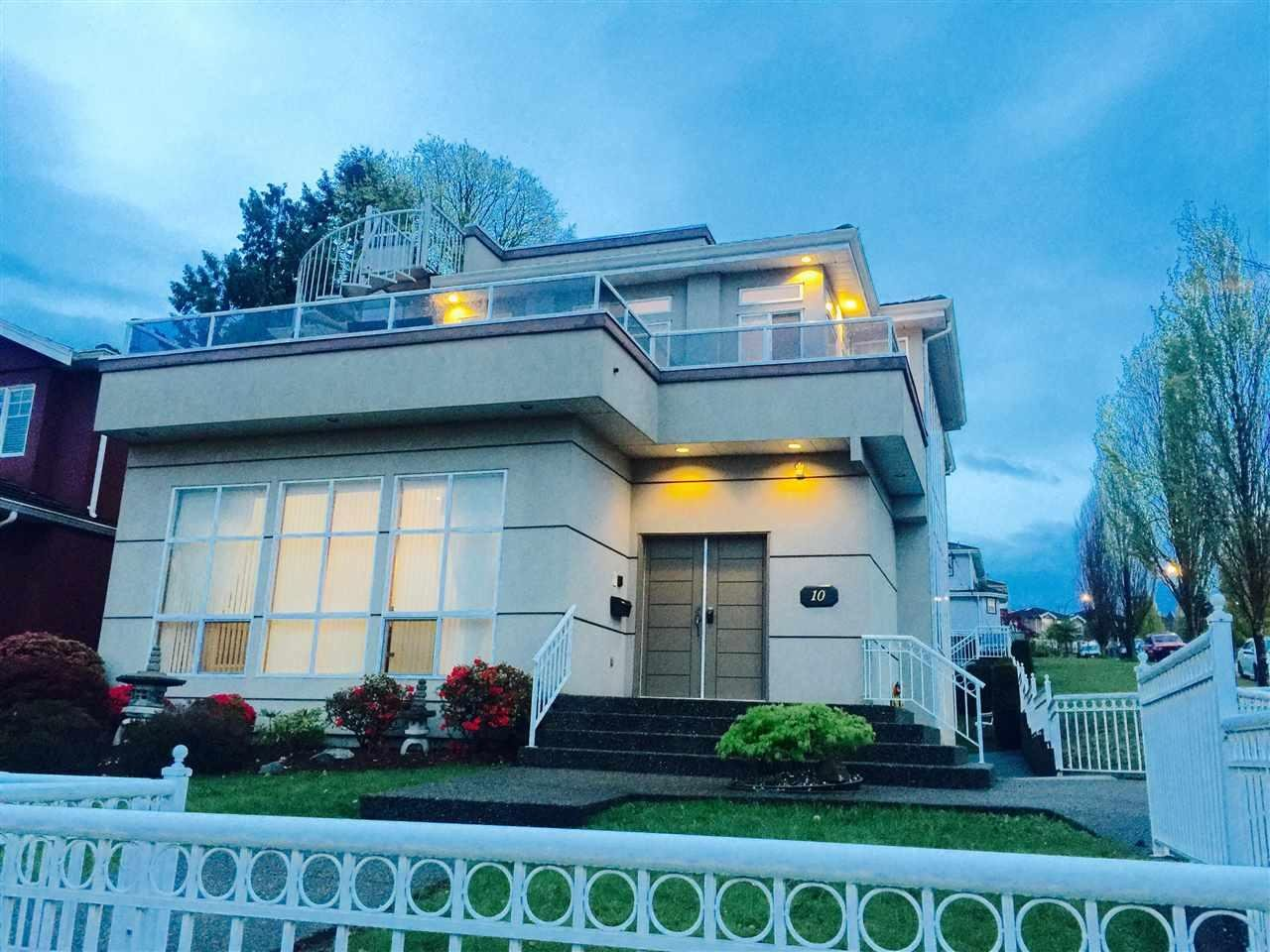 R2056680 - 10 DIEPPE PLACE, Renfrew Heights, Vancouver, BC - House/Single Family
