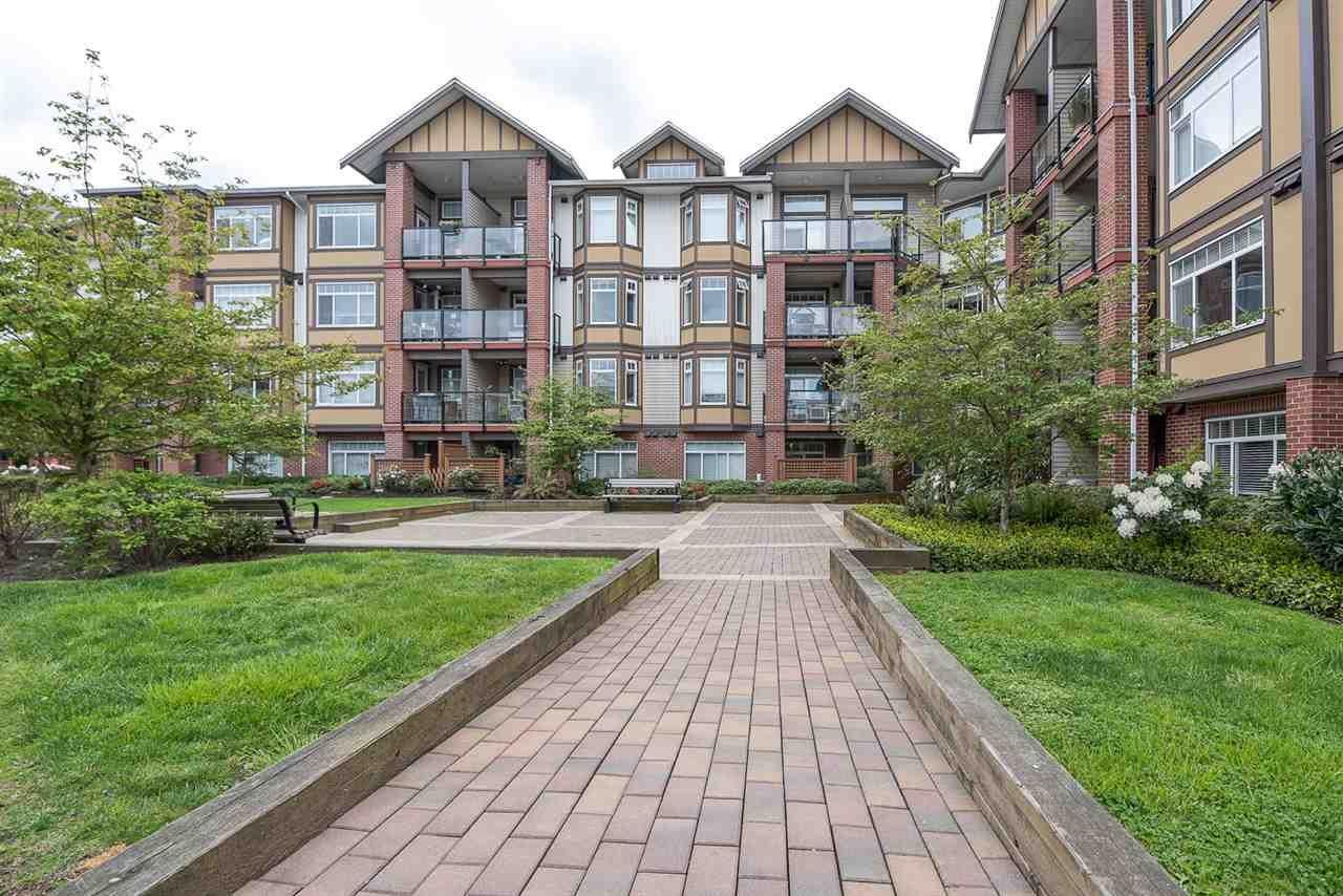 R2056702 - 345 5660 201A STREET, Langley City, Langley, BC - Apartment Unit