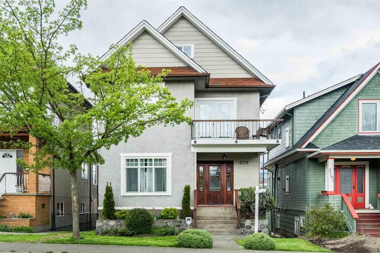 R2056732 - 2773 DUNDAS STREET, Hastings East, Vancouver, BC - House/Single Family