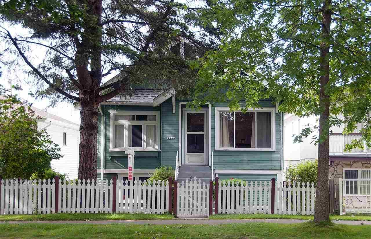 R2057460 - 2227 E 37TH AVENUE, Victoria VE, Vancouver, BC - House/Single Family