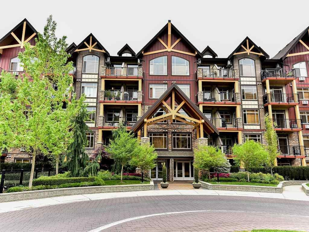 R2058006 - 472 8328 207A STREET, Willoughby Heights, Langley, BC - Apartment Unit
