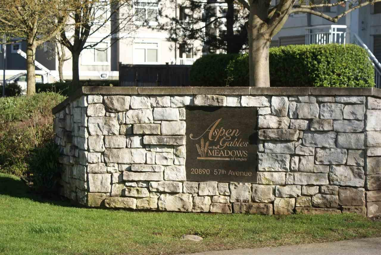 R2058051 - 30 20890 57 AVENUE, Langley City, Langley, BC - Townhouse
