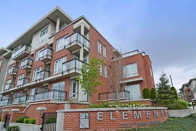 R2058285 - A303 20211 66 AVENUE, Willoughby Heights, Langley, BC - Apartment Unit