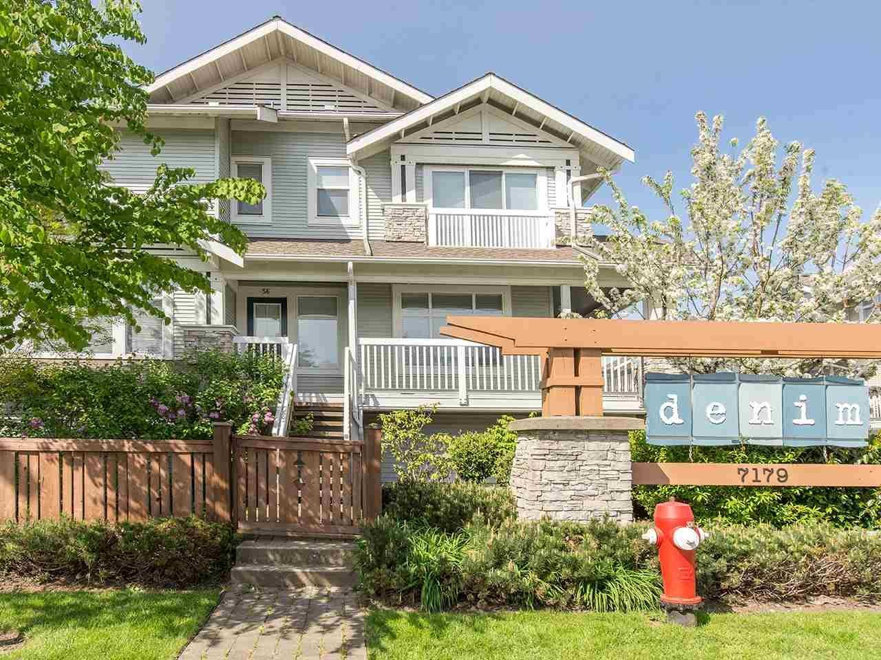 R2058319 - 56 7179 201 STREET, Willoughby Heights, Langley, BC - Townhouse