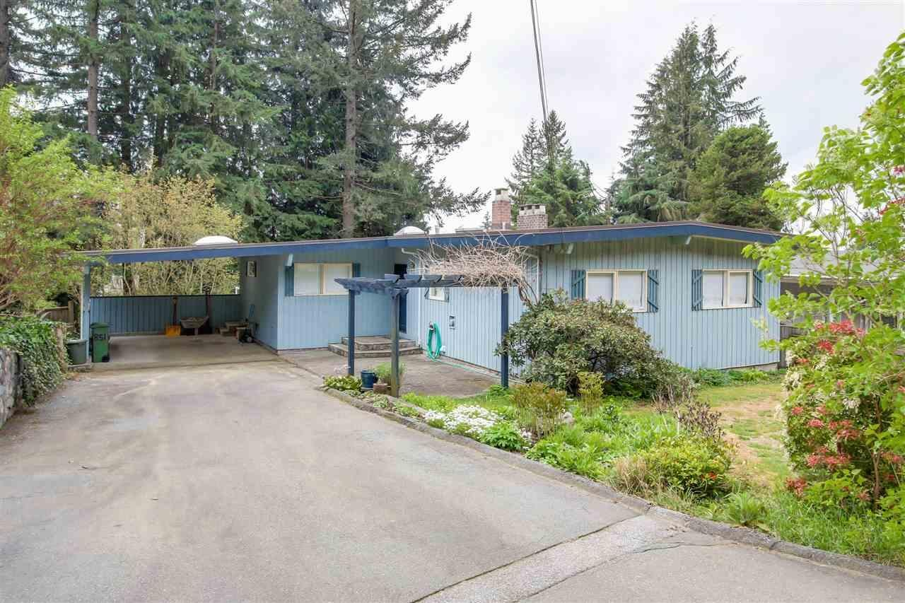 R2058875 - 851 PROSPECT AVENUE, Canyon Heights NV, North Vancouver, BC - House/Single Family
