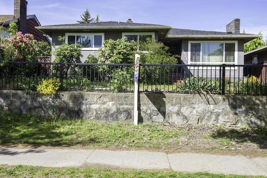 R2058968 - 5921 PRINCE ALBERT STREET, Fraser VE, Vancouver, BC - House/Single Family