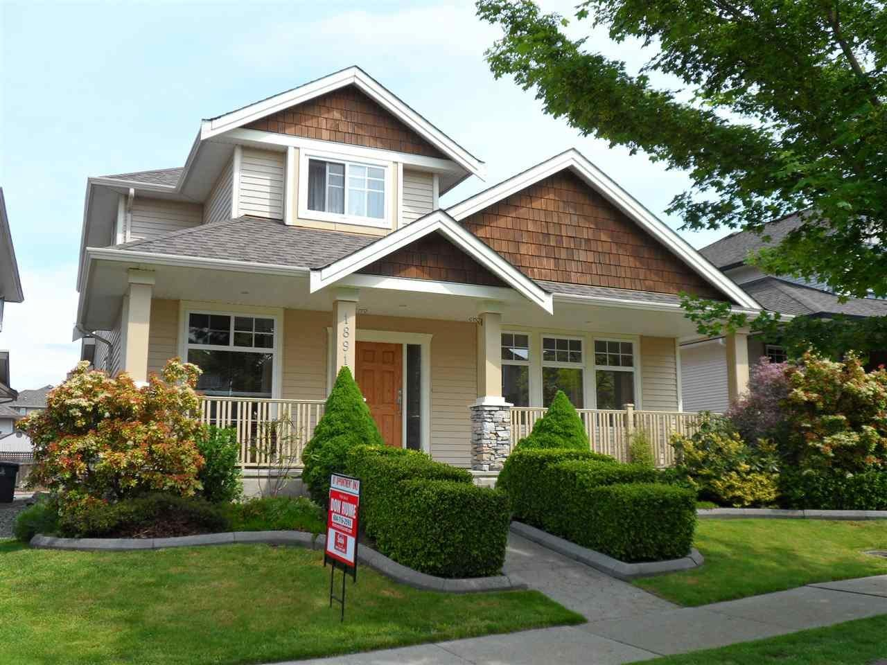 R2059143 - 18911 68A AVENUE, Clayton, Surrey, BC - House/Single Family