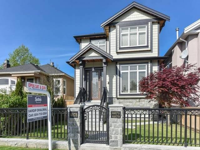 R2059162 - 4275 SKEENA STREET, Renfrew Heights, Vancouver, BC - House/Single Family