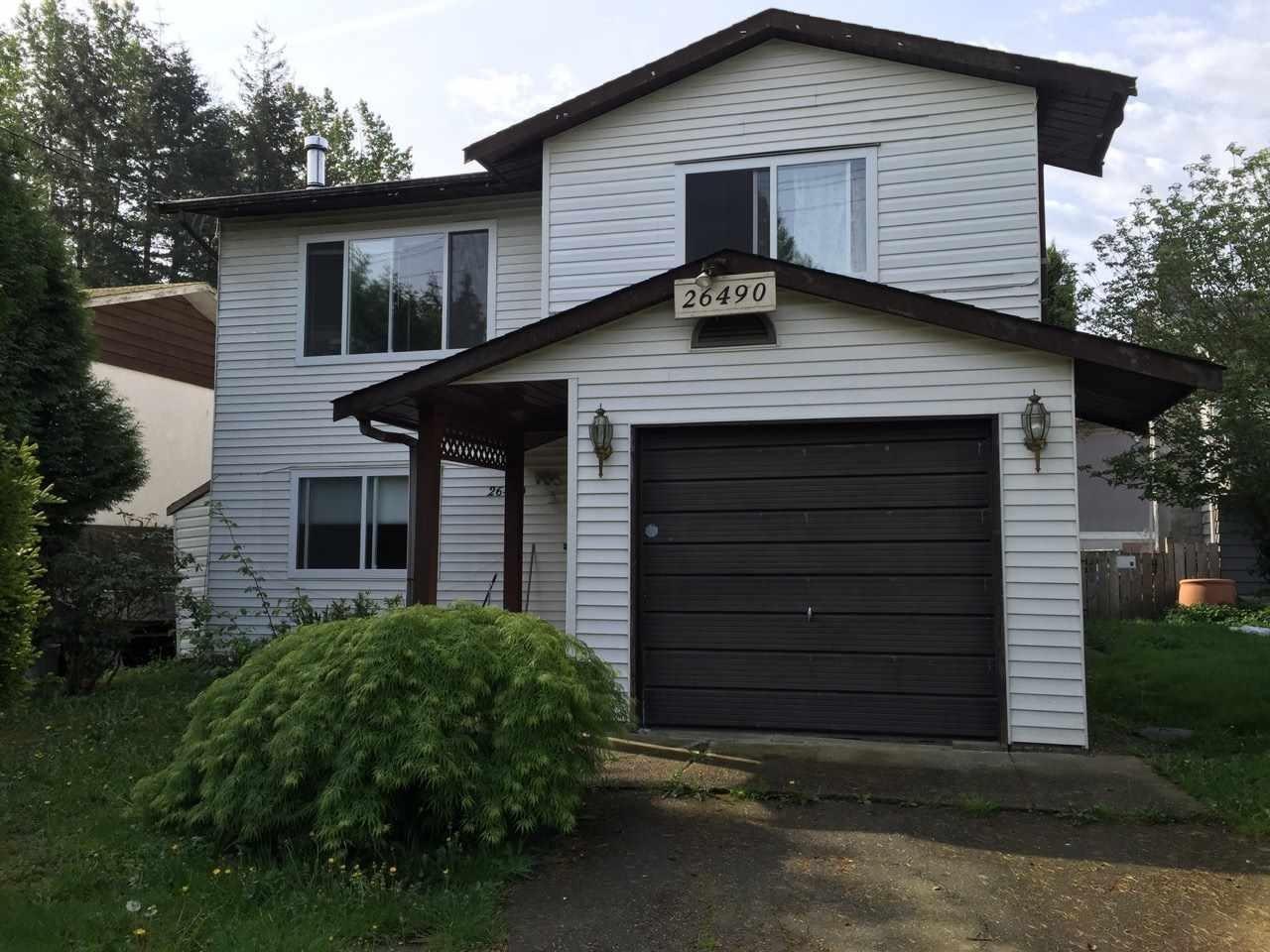 R2059350 - 26490 32 AVENUE, Aldergrove Langley, Langley, BC - House/Single Family