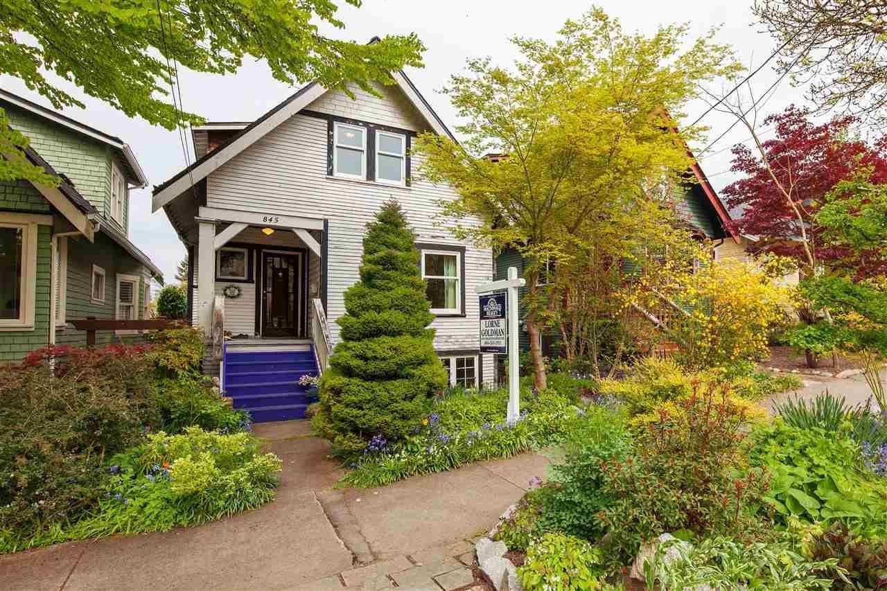 R2059707 - 845 E 31ST AVENUE, Fraser VE, Vancouver, BC - House/Single Family