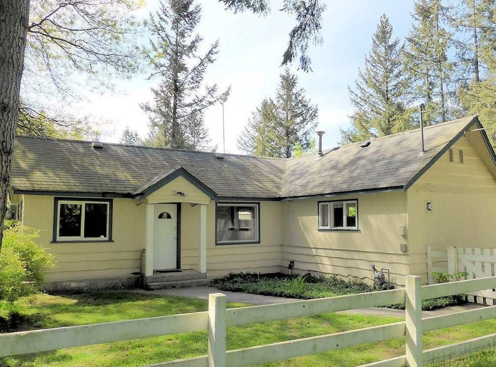 R2059720 - 19426 36 AVENUE, Serpentine, Surrey, BC - House with Acreage