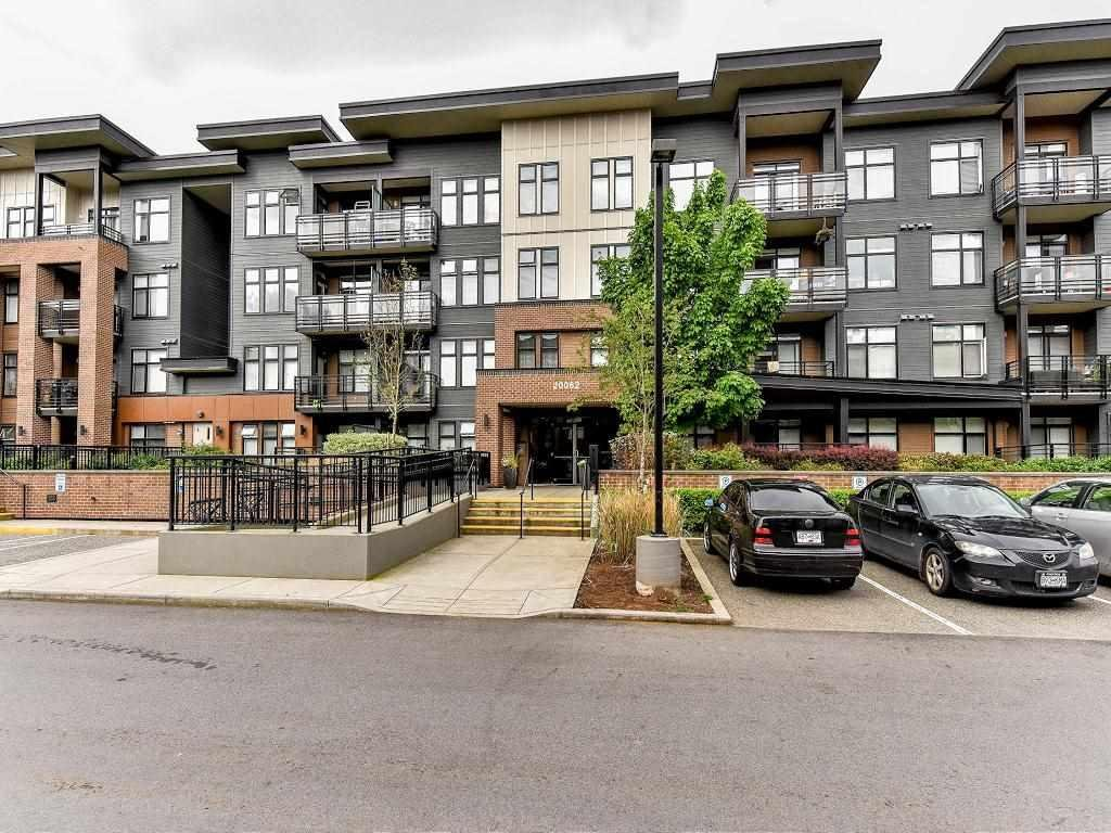 R2059738 - 103 20062 FRASER HIGHWAY, Langley City, Langley, BC - Apartment Unit