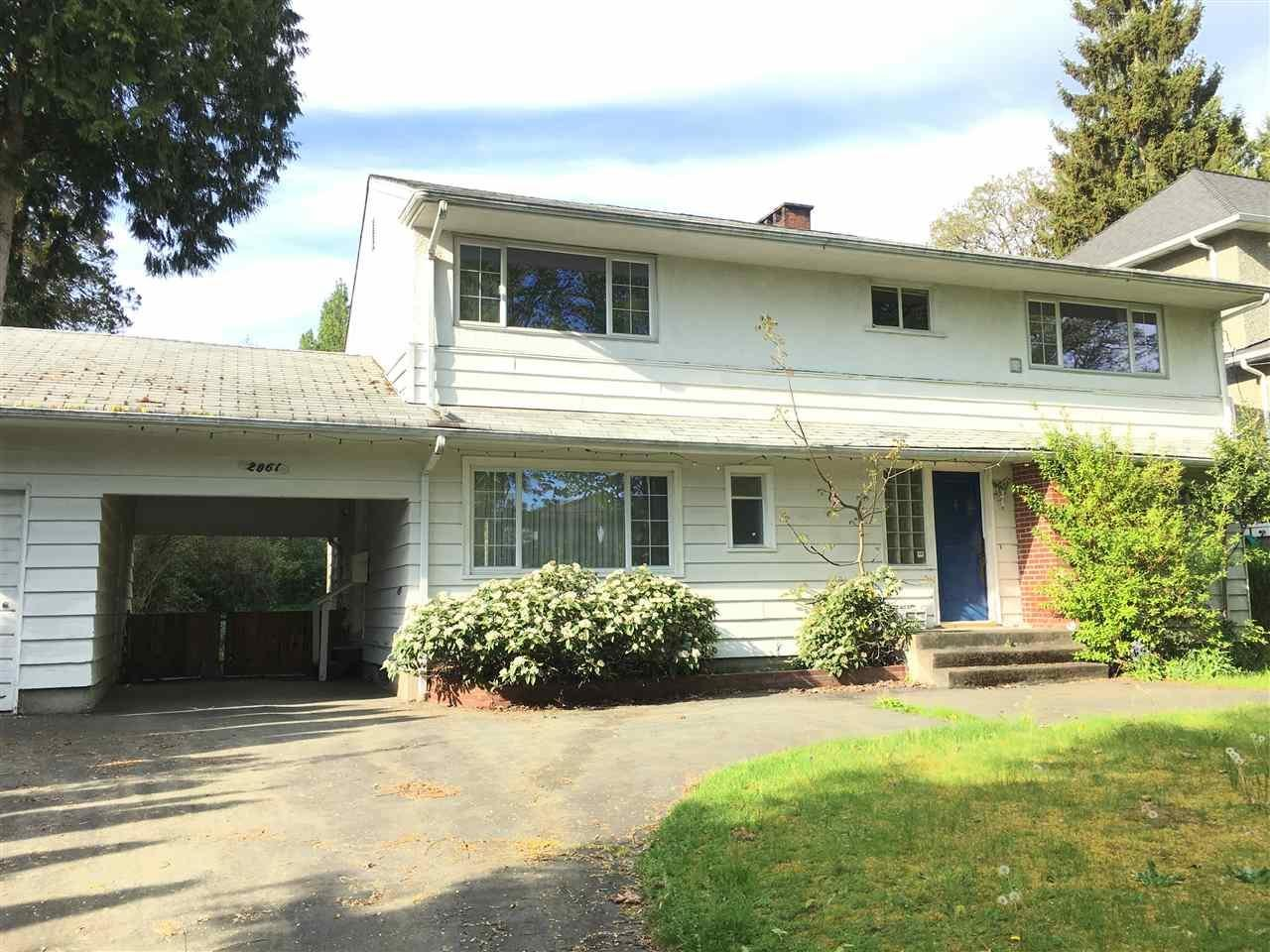 R2059839 - 2061 W 53RD AVENUE, S.W. Marine, Vancouver, BC - House/Single Family