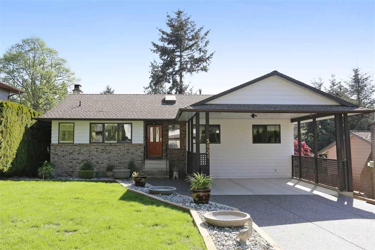 R2060529 - 5824 170A STREET, Cloverdale BC, Surrey, BC - House/Single Family