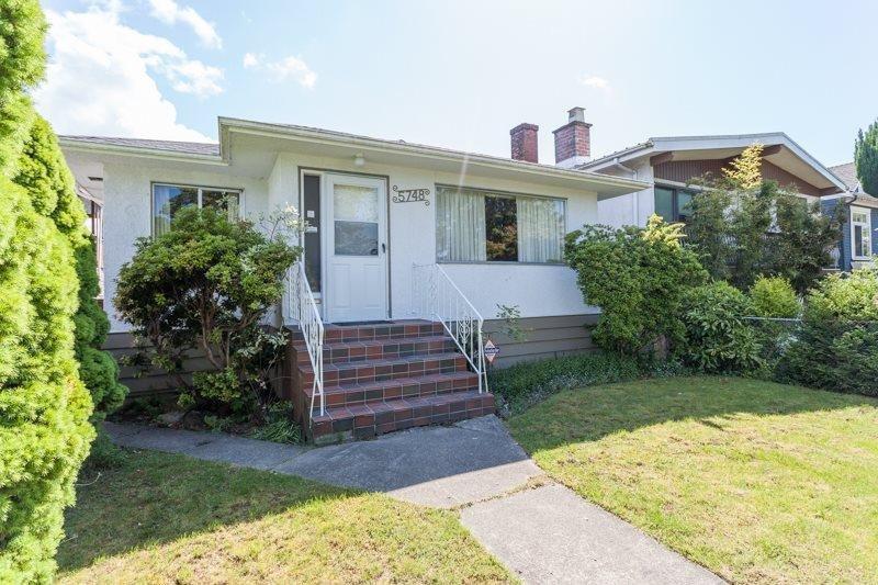 R2060588 - 5748 SOPHIA STREET, Main, Vancouver, BC - House/Single Family