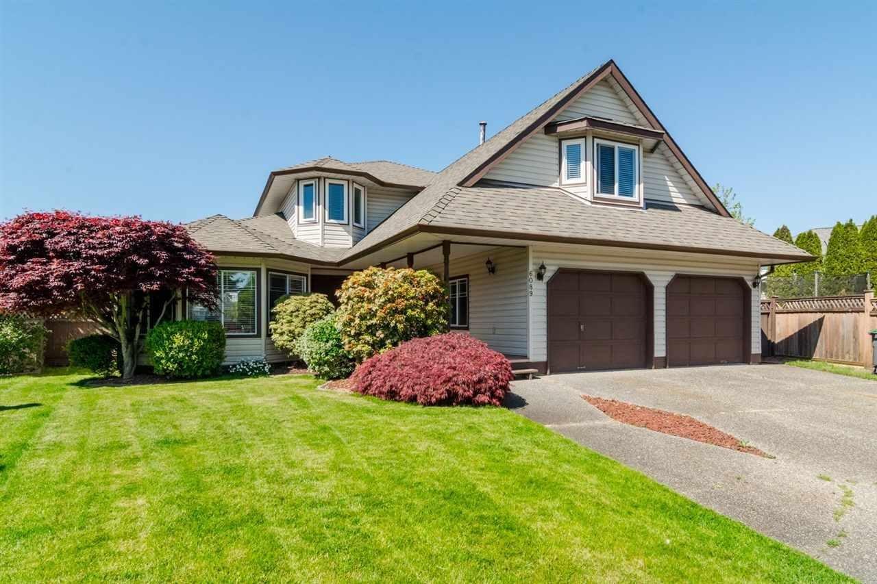 R2060753 - 6089 186A STREET, Cloverdale BC, Surrey, BC - House/Single Family