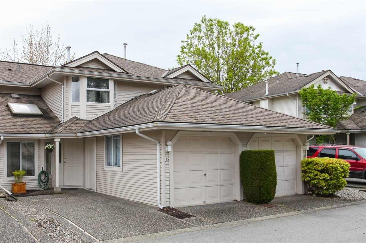R2060906 - 18 9045 WALNUT GROVE DRIVE, Walnut Grove, Langley, BC - Townhouse
